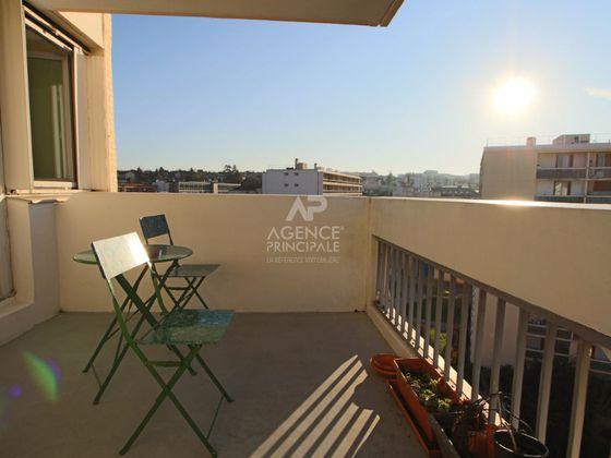 Vente appartement 2 pièces 56,8 m2
