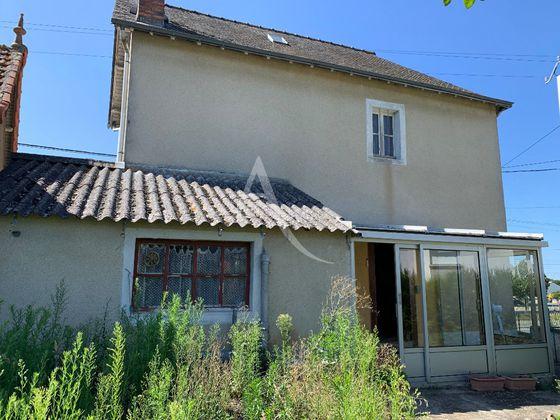 Vente maison 5 pièces 74 m2