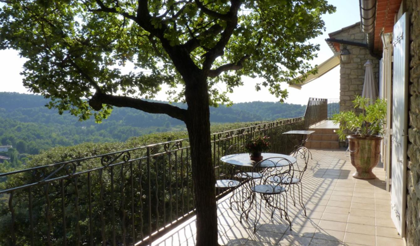 Maison avec piscine et jardin La Roque-sur-Pernes