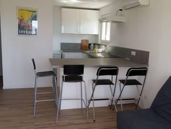 Appartement meublé 2 pièces 33,48 m2