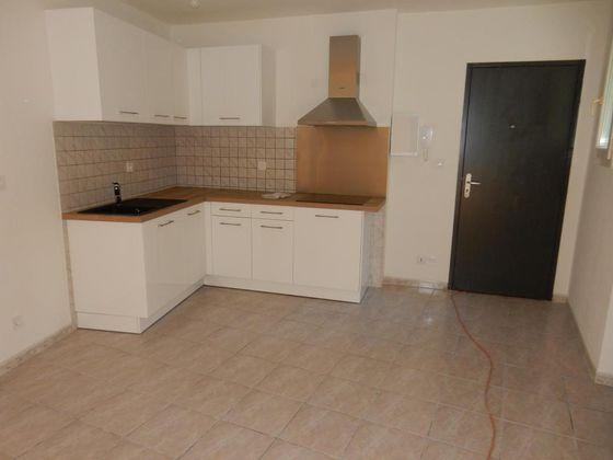 Location appartement 2 pièces 31,99 m2