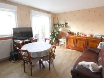 Appartement 3 pièces 59,4 m2