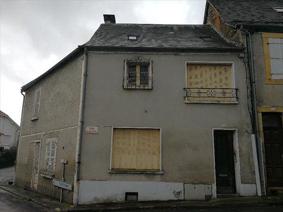 vente Maison 5 pièces 90 m2 Payzac