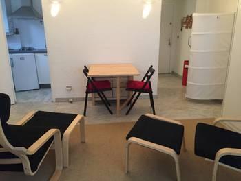 Studio meublé 22,78 m2