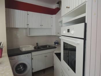 Appartement meublé 3 pièces 57,67 m2