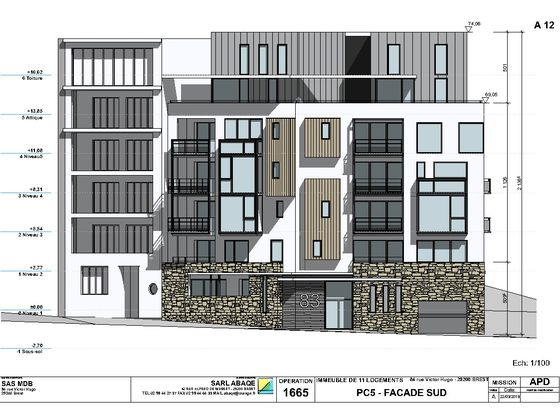 Vente appartement 5 pièces 147,31 m2