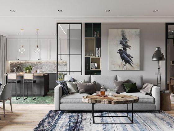 Vente appartement 3 pièces 58,6 m2