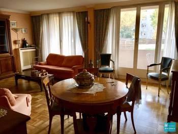 Appartement 5 pièces 113,61 m2