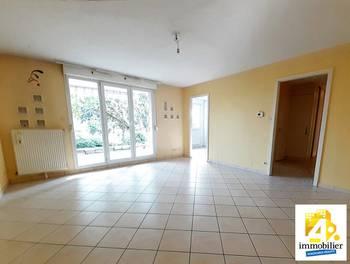 Appartement 4 pièces 71,61 m2