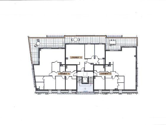 Vente appartement 4 pièces 113,03 m2