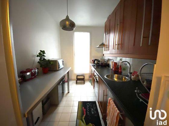 Vente appartement 2 pièces 60 m2