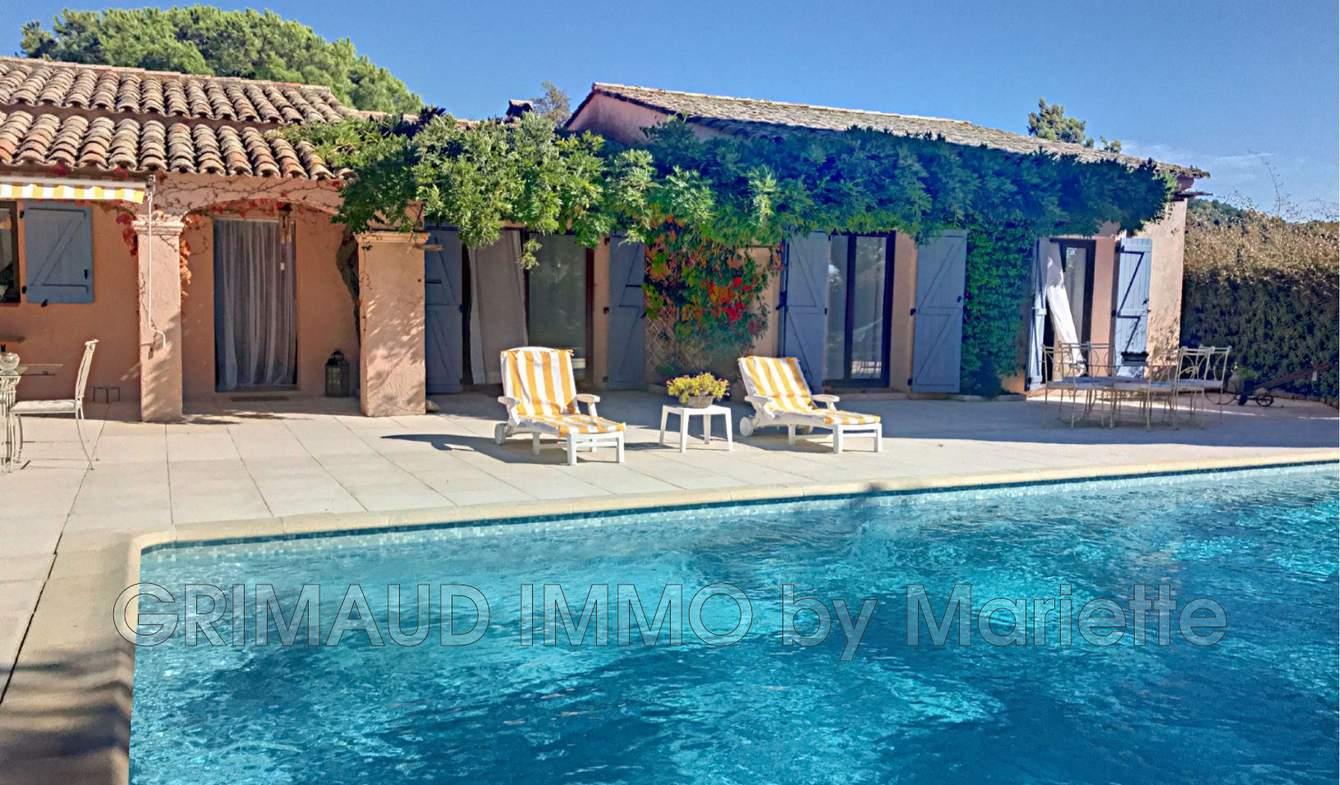 Propriété avec piscine La Garde-Freinet