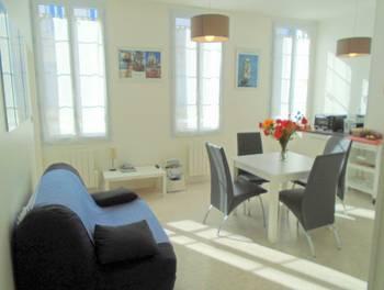 Appartement meublé 2 pièces 42,4 m2