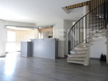 Duplex 4 pièces 87,9 m2