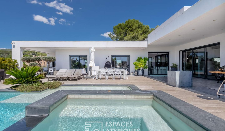 Maison avec piscine Marseille 13ème