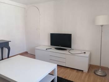 Appartement meublé 2 pièces 35,21 m2