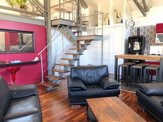 vente Appartement 5 pièces 92 m2 Le Mans