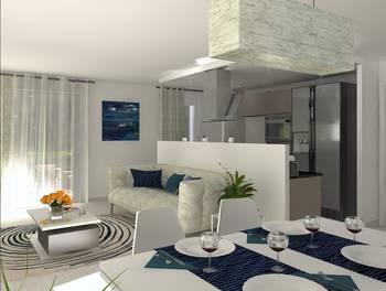 Appartement 3 pièces 57,67 m2