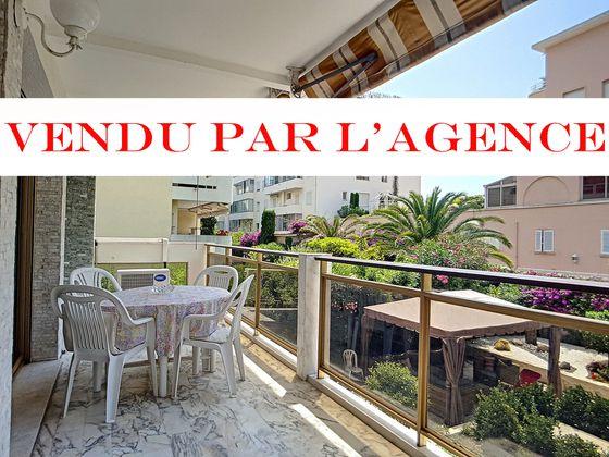 Vente appartement 3 pièces 80,36 m2