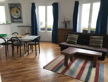 Appartement meublé 3 pièces 75,53 m2