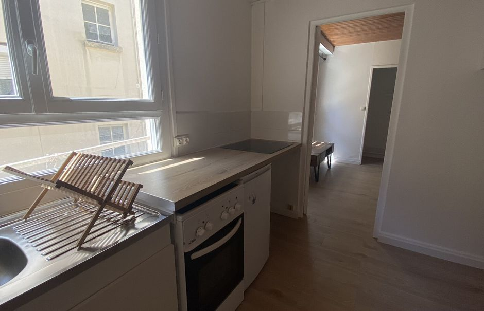 Location  studio 1 pièce 27.28 m² à Le Havre (76600), 395 €