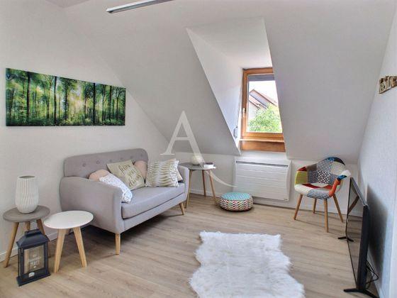 Location appartement meublé 2 pièces 35 m2