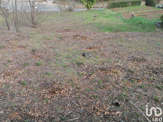 Vente terrain 2890 m2