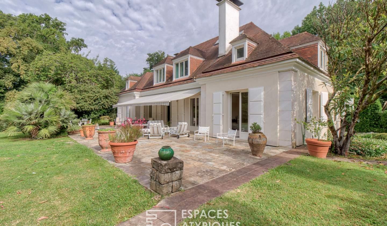 Maison avec piscine et terrasse Lescar