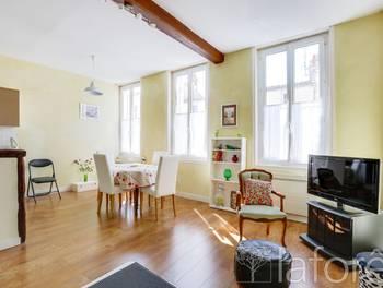 Appartement 2 pièces 44,79 m2