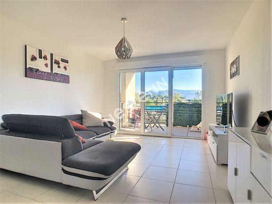 Vente appartement 3 pièces 59,42 m2