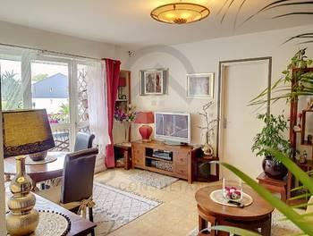 Appartement 2 pièces 48,09 m2