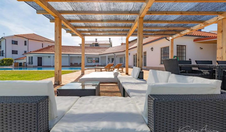 Maison avec piscine et terrasse Santa Comba Dão