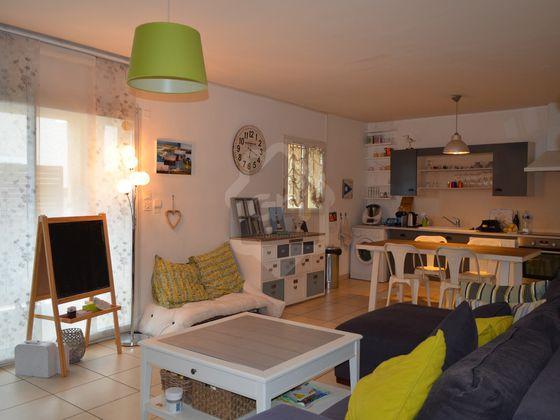 Vente appartement 3 pièces 65,62 m2