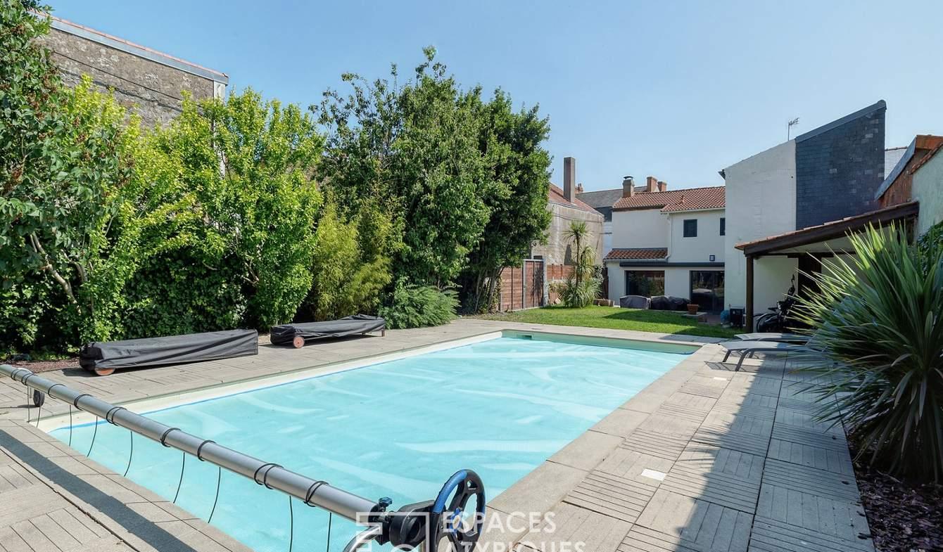 Maison avec piscine et terrasse Cholet