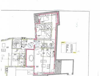 Appartement 4 pièces 127,45 m2