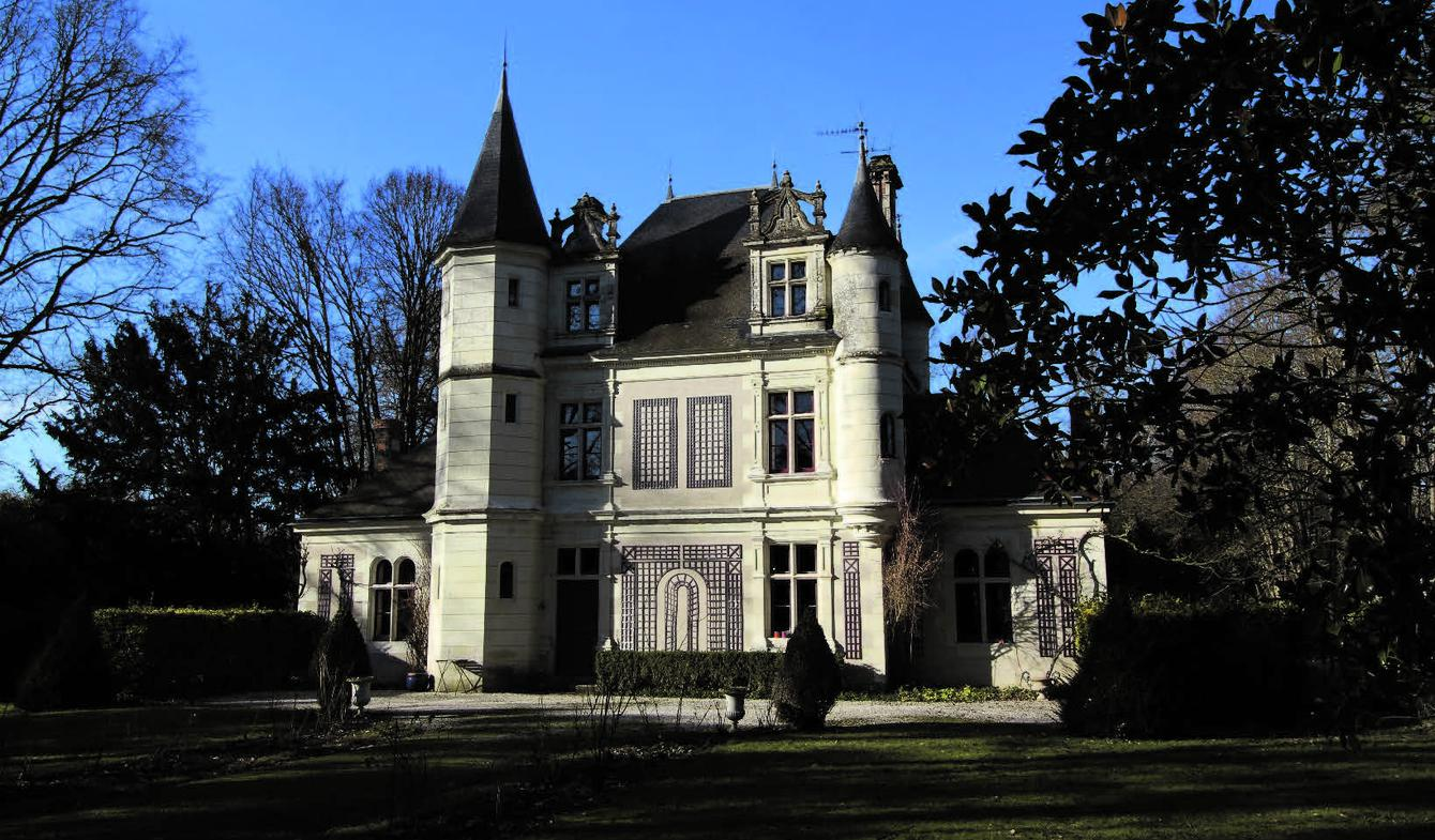 Manoir Chinon