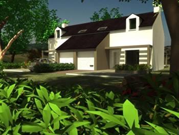 Maison 6 pièces 66,33 m2