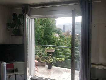 Appartement 2 pièces 40,61 m2
