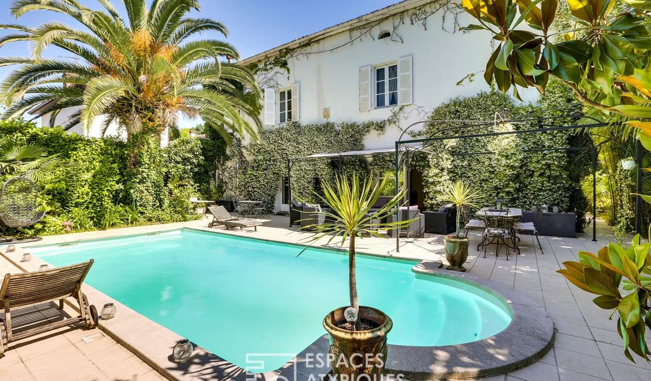 Maison avec piscine et terrasse Peyrehorade