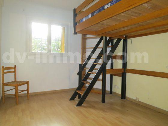 Vente studio 25,18 m2