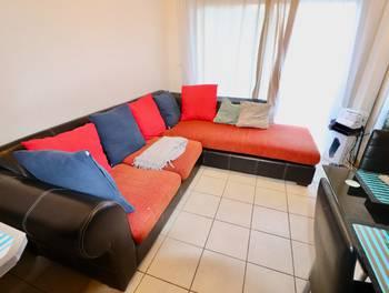 Appartement 3 pièces 43,55 m2