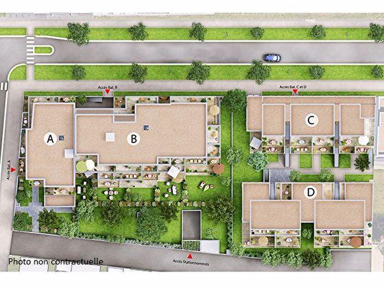 Vente appartement 4 pièces 84,96 m2
