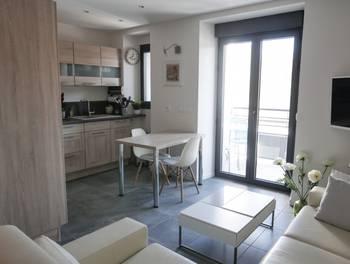 Duplex 3 pièces 42 m2