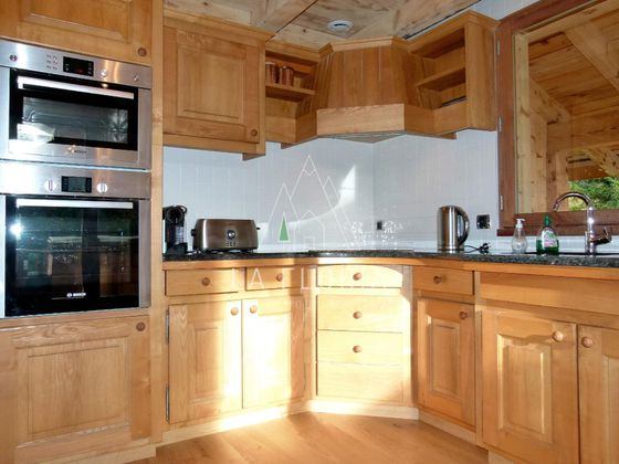 Vente chalet 6 pièces 230 m2