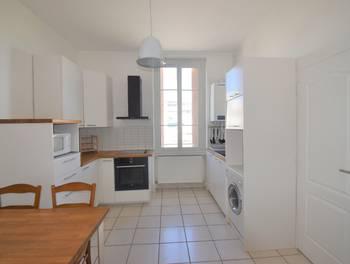 Appartement meublé 3 pièces 55,51 m2