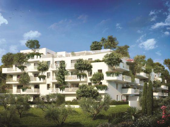 Vente appartement 2 pièces 50,2 m2