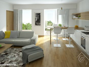 appartement à Brou-sur-Chantereine (77)