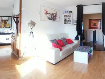 Appartement 4 pièces 72,7 m2