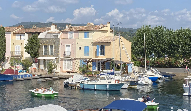 Maison avec terrasse Port grimaud