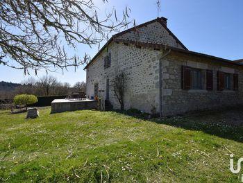 maison à Saint-Moreil (23)
